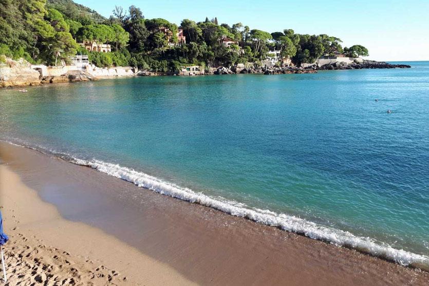 Strand von Fiascherino