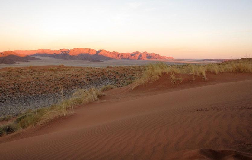 Dunes Kanaan N/a'an ku sê Desert Retreat Namibia