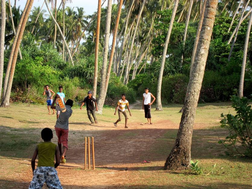 Sri Lankas visit