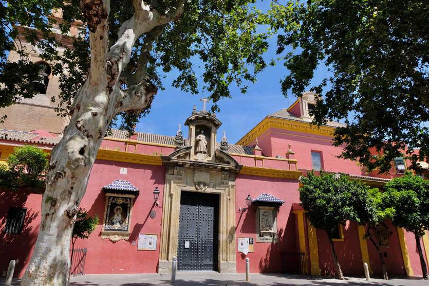 Im volkstümlichem Viertel La Macarena Sevilla