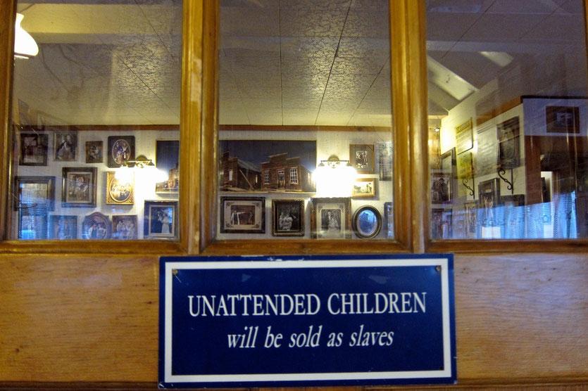 Restaurant-Stube, Virginia Creek Settlement