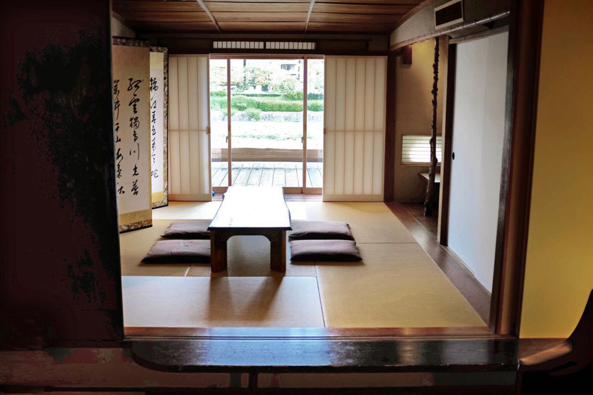 Kyoto best Machiya Stays Vermietung historisches Kyoto Haus