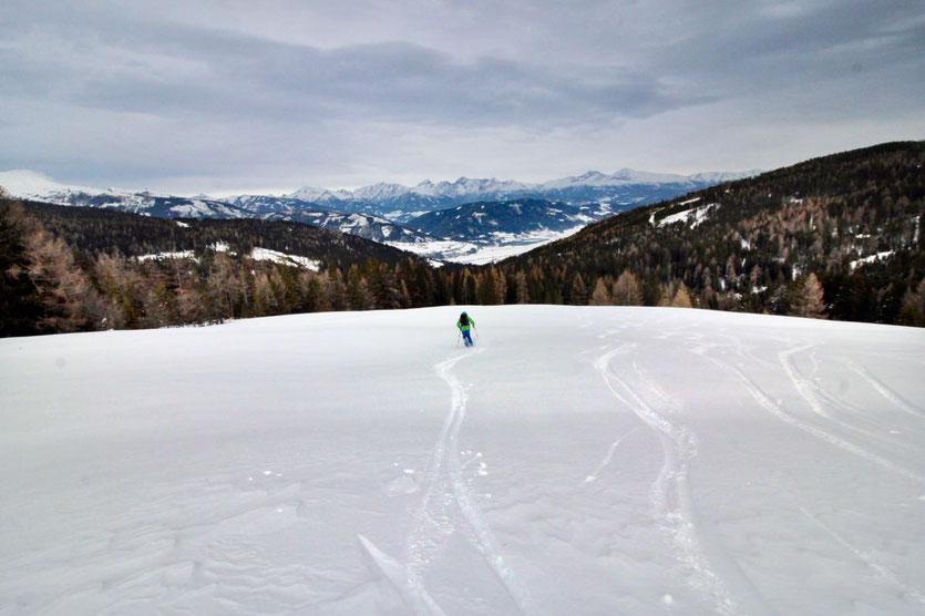 Teuerlnock Skitour Salzburger Lungau