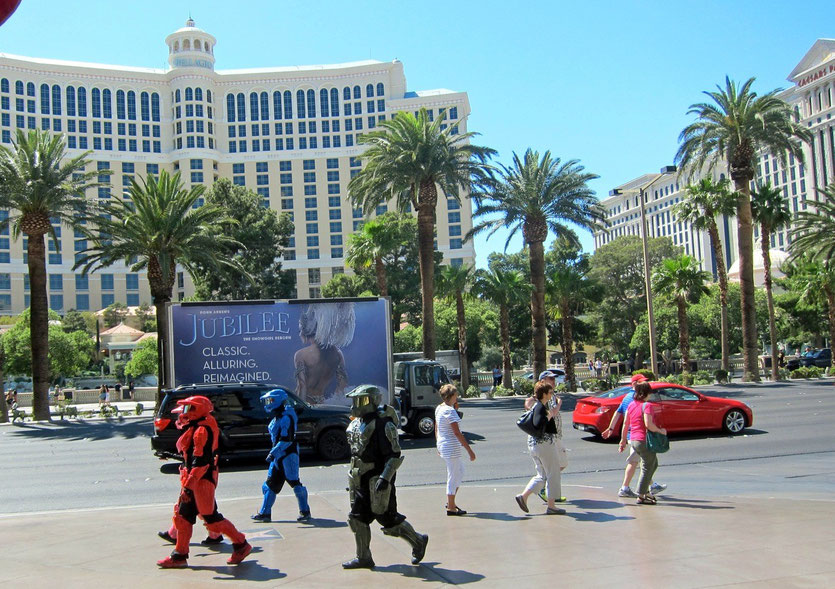 Las Vegas Blog Artikel Strip Freaks Besucher