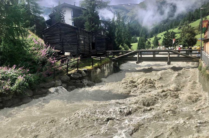 Mattervispa in Zermatt