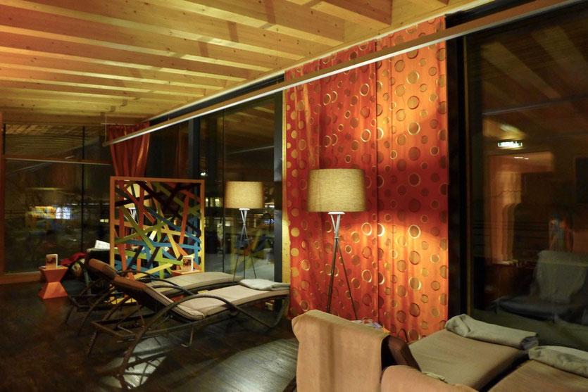 Wellnesshotel Sauna im Hotel Salzburger Hof Leogang