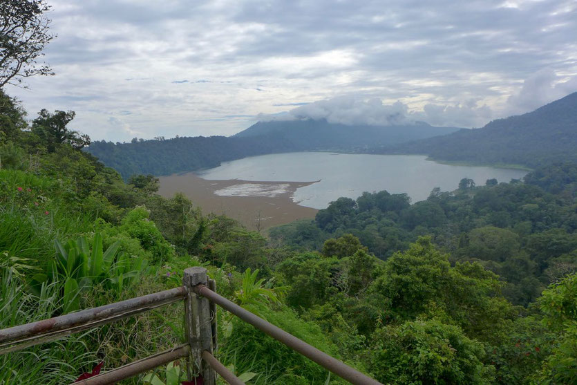 Munduk Bali Wanderungen, Seen, Berge