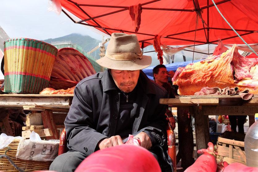 Kangding Market