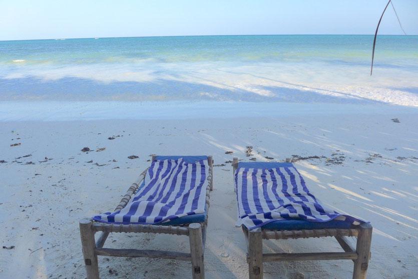 Matemwe Beach Village Sansibar schönster Strand