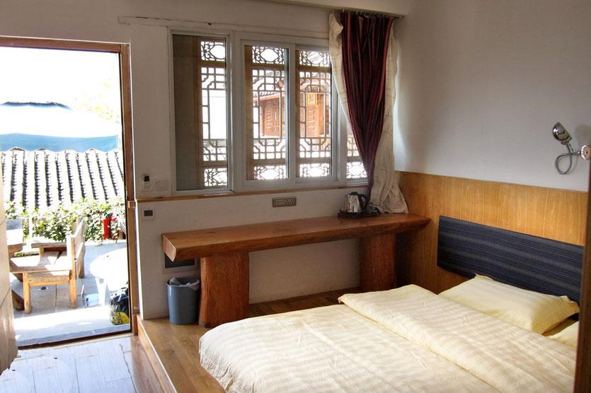 Room Timeless Hostel Lijiang Hotel Tipp