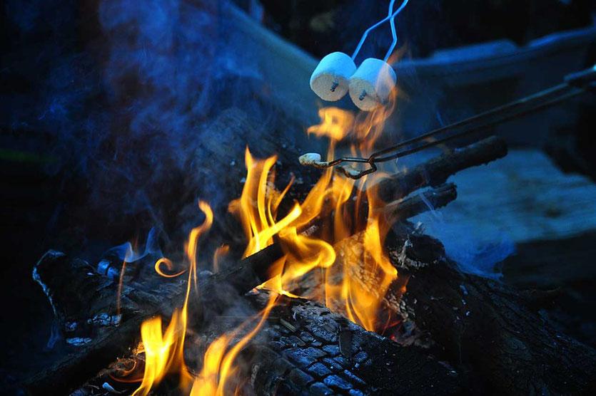 Campfire Madison Campground