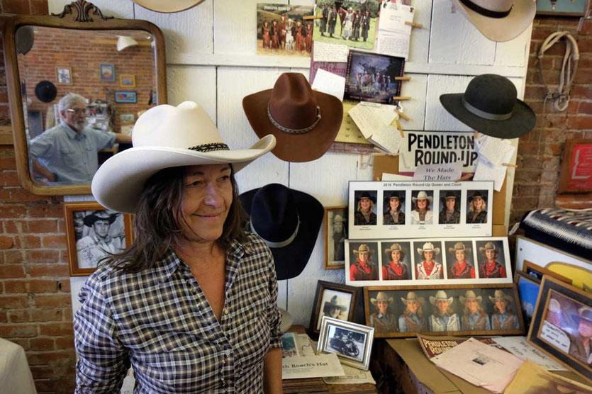 Cowboyhüte Montana Peaks Hat Pendleton Oregon