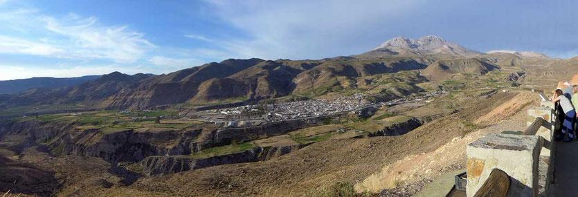 Andendorf Putre Chile