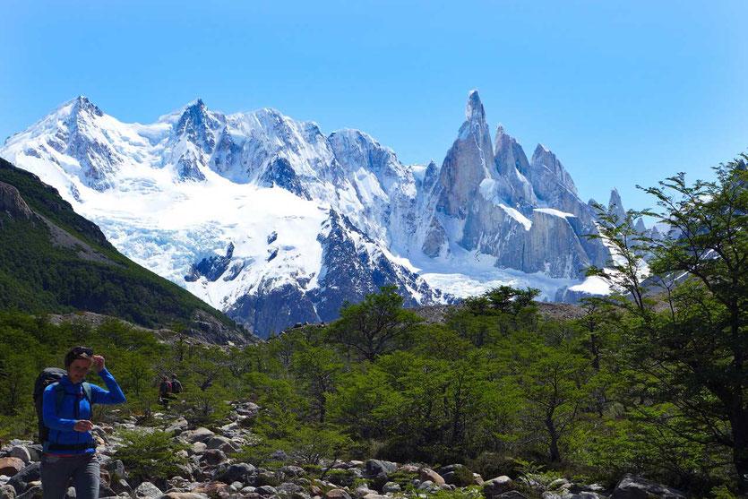 Cerro Torre Laguna Trail El Chalten