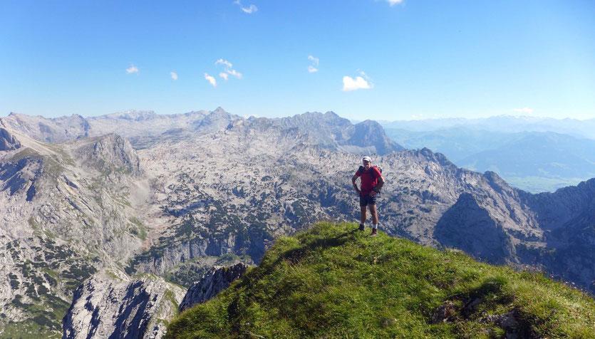Steinerne Meer Wander Tipp Salzbuger Land