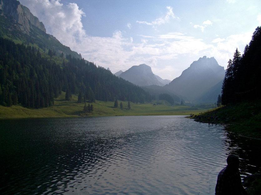 Sämtisersee, Plattenbödeli Appenzell