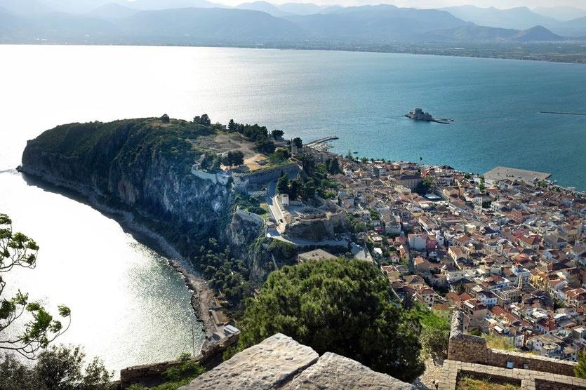 Nafplion, Nauplia Peloponnes