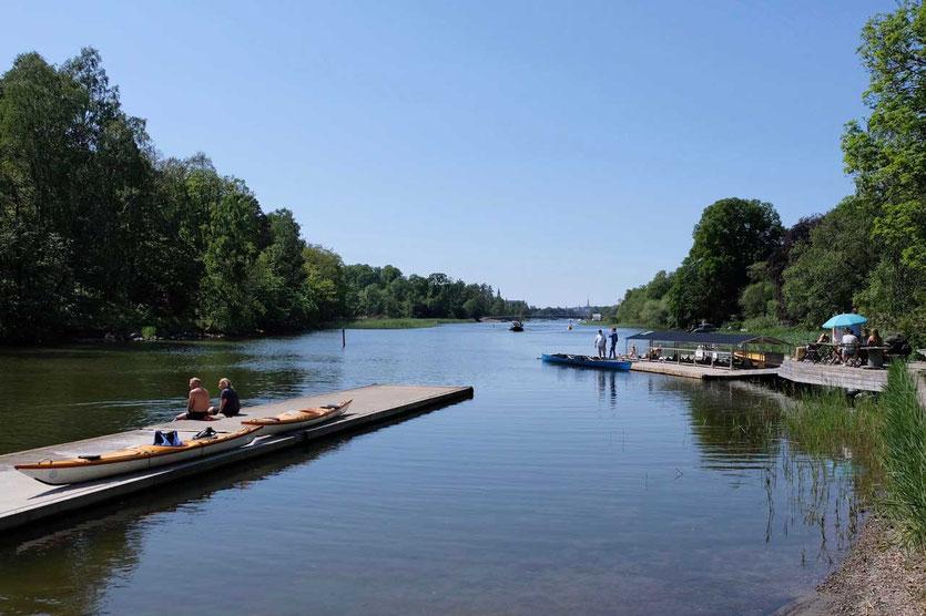 Kanal von Djurgården