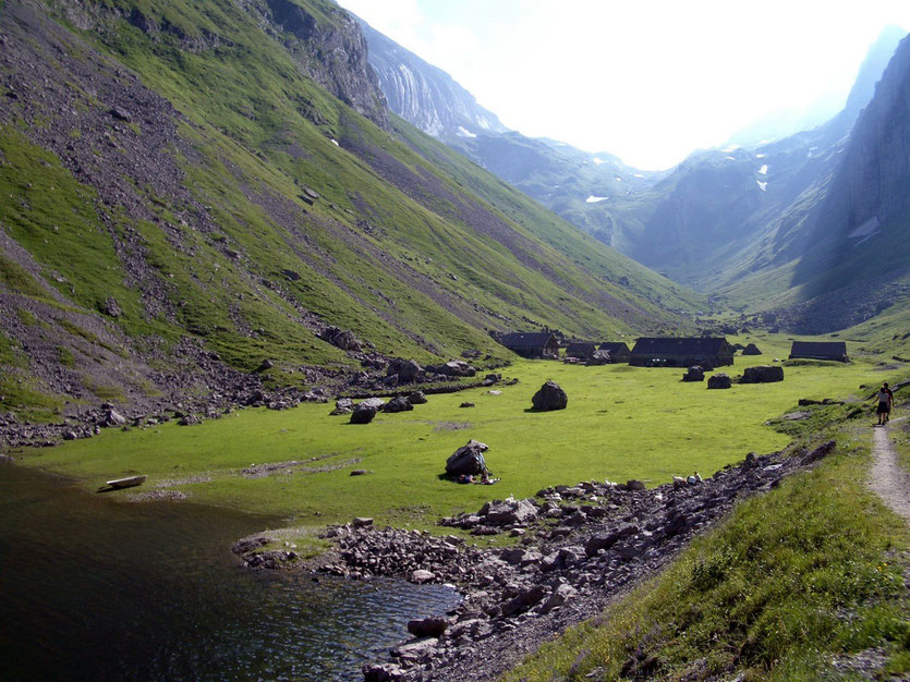 Fählenalp, Appenzeller Alpen
