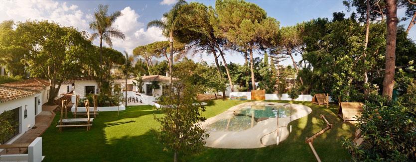 Marbella Club Hotel best kids Clubs in Hotels Spain Spanien