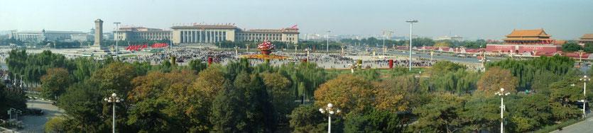 Tiananmen Platz Peking