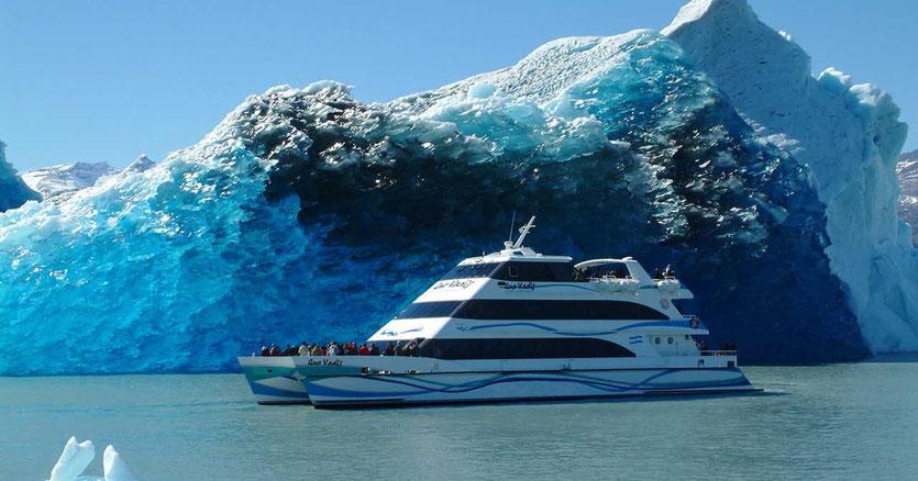 Foto Getyourguide Glaciares Bootsfahrt