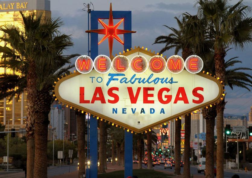 © Las Vegas News Bureau