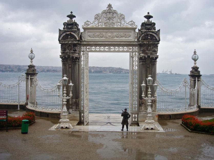 Dolmabahçe Palast, Istanbul