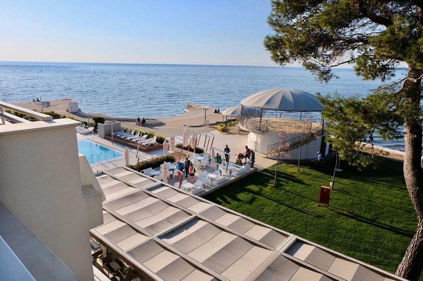 Hotel Sol Umag Sipar for Plava Laguna