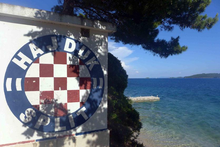 Dalmatien Hajduk Split Logo
