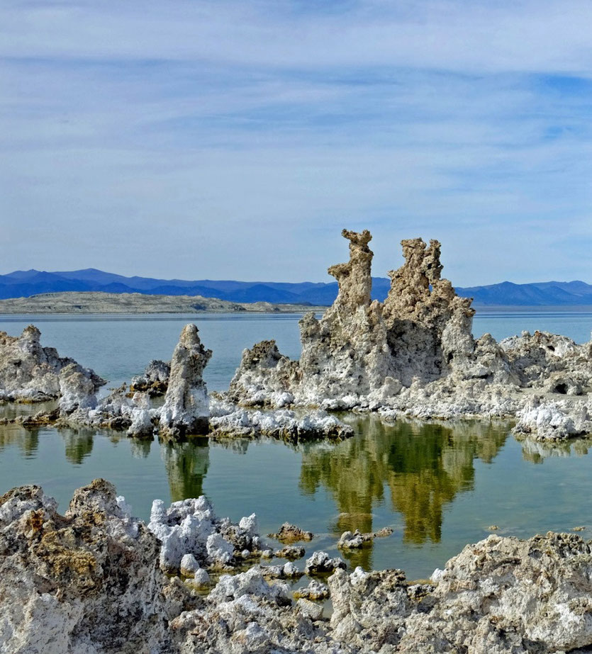 Trail Mono Lake South Tufa Reserve, Lee Vining