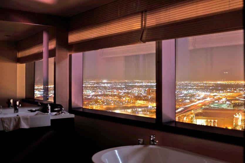 Vdara Hotel Bathroom, Las Vegas