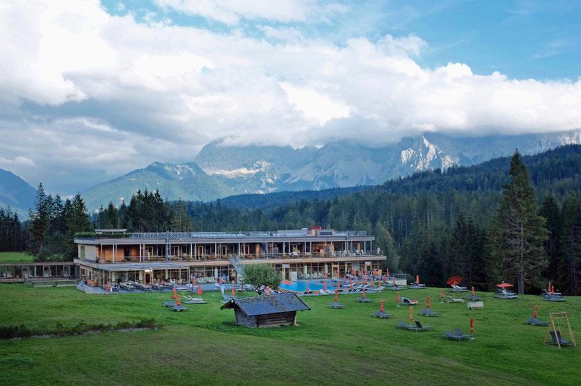 Kranzbach Wellness & Design Hotel Bayern, Detox Hotel