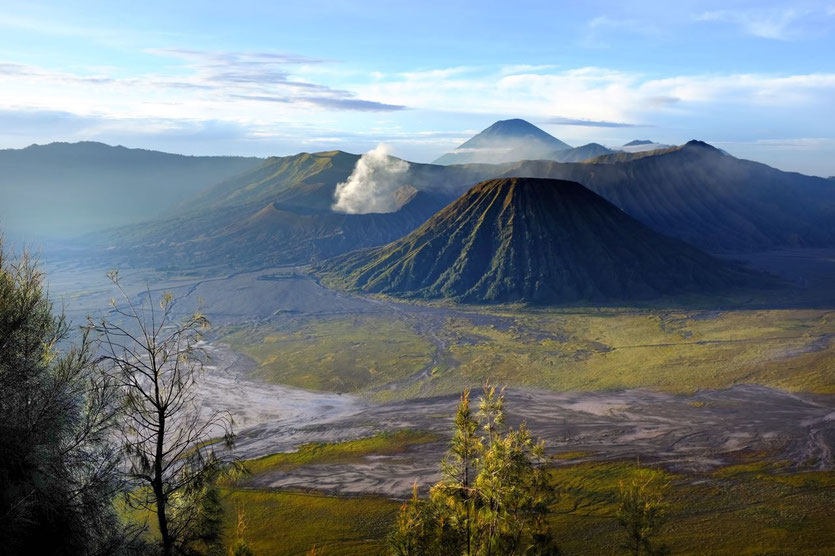 Mount Bromo Wanderung Sea of Sand
