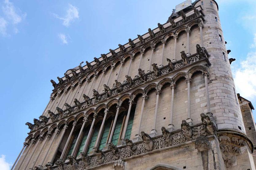Dijons Notre Dame