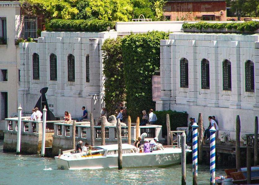 Guggenheim Museum Venedig Canale