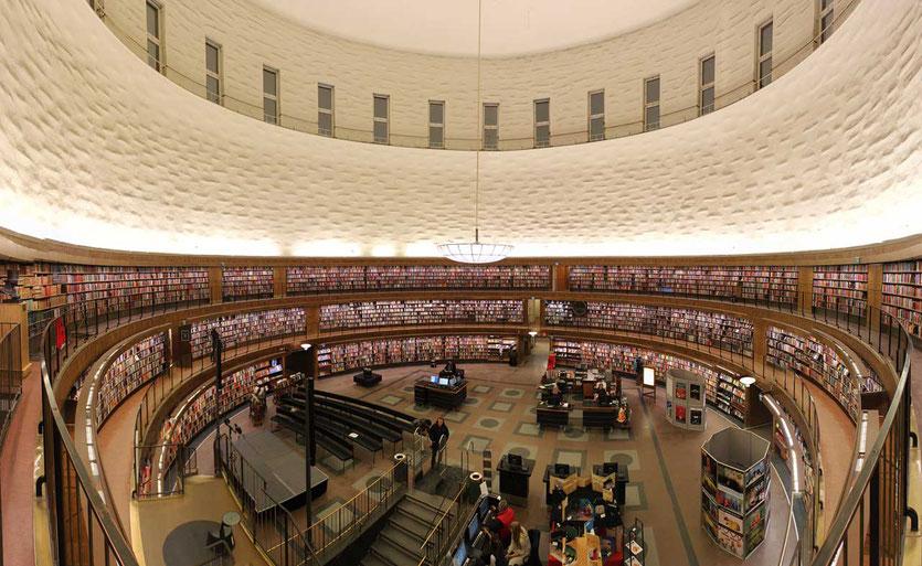 Stockholms Stadtbibliothek