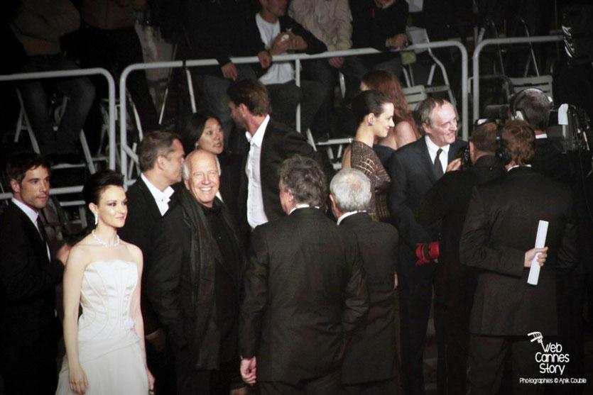 "L'équipe du film ""Dario Argento Dracula"" de Dario Argento  - Festival de Cannes 2012 - Photo  © Anik Couble"