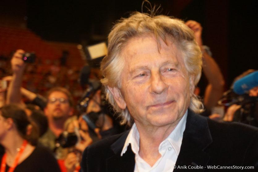 Arrivée de  Roman Polanski à la cérémonie de remise du Prix Lumière - Amphitheâtre 3000 - Lyon - Oct 2016  - Photo © Anik Couble