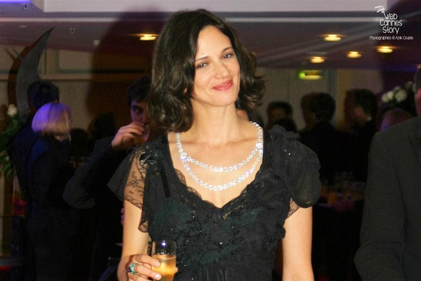 Asia Argento, lors de la soirée de Clôture - Festival de Cannes 2010 - Photo © Anik Couble
