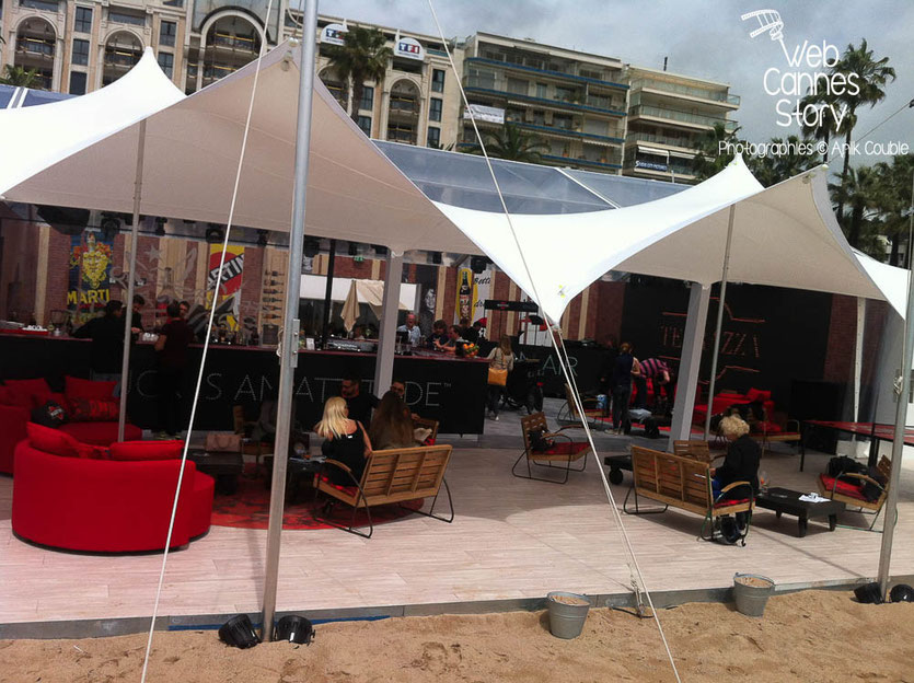 Terrazza Martini - Festival de Cannes 2013 - Photo  © Anik COUBLE
