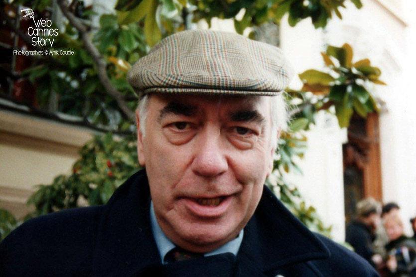 Jacques Deray  - Centenaire du Cinéma - Institut Lumière - Lyon - 19 mars 1995 - Photo © Anik COUBLE