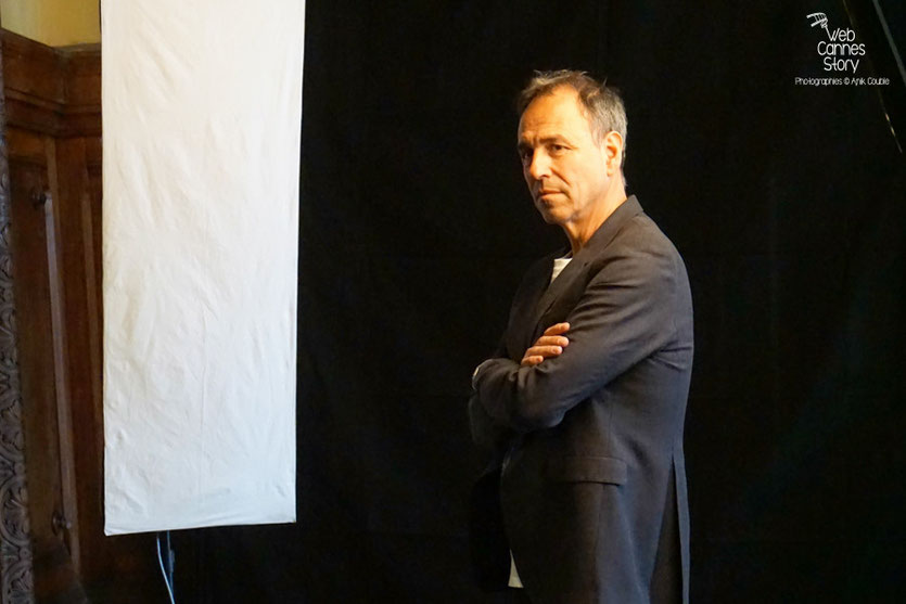Anthony Horowitz, auteur anglais - Quais du Polar 2016 - Lyon - Photo © Anik Couble