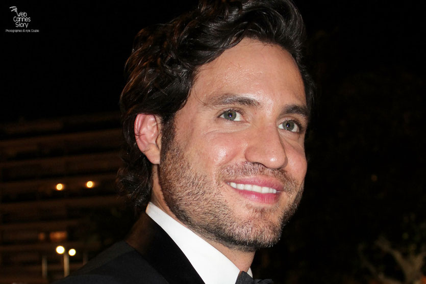 Edgar Ramirez - Festival de Cannes 2011 - Photo © Anik Couble