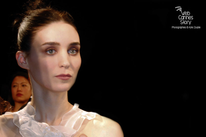"Rooney Mara, lors de la projection de ""Carol"" de Todd Haynes - Festival de Cannes 2015 - Photo © Anik COUBLE"