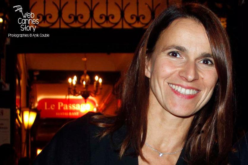Aurélie Filippetti, Ministre de la Culture - Festival Lumière - Lyon - Octobre 2013 - Photo © Anik COUBLE
