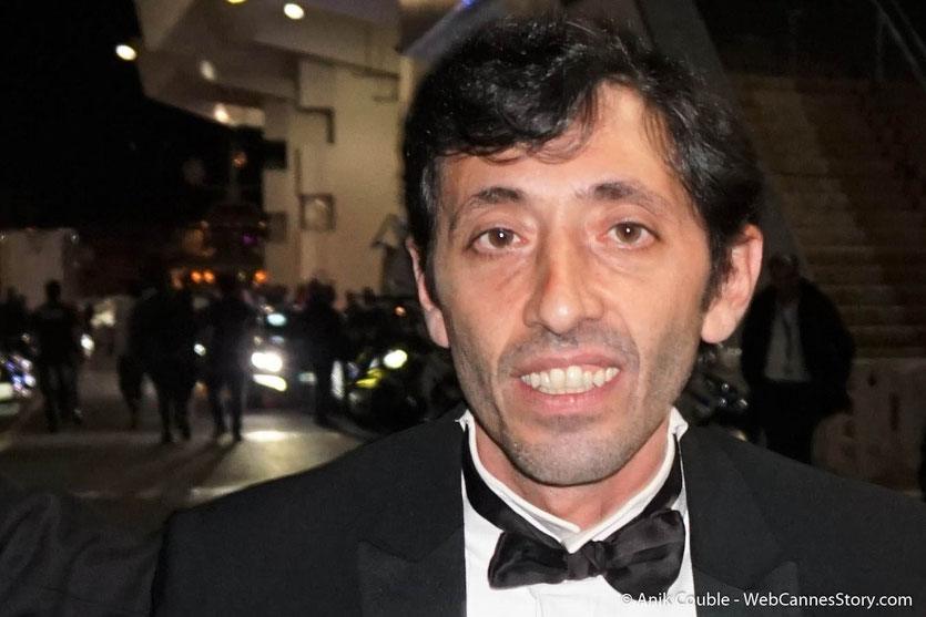 """Marcello Fonte - Prix d'interprétation masculine pour son rôle dans """"Dogman"""" - Festival de Cannes 2018 - Photo © Anik Couble"""