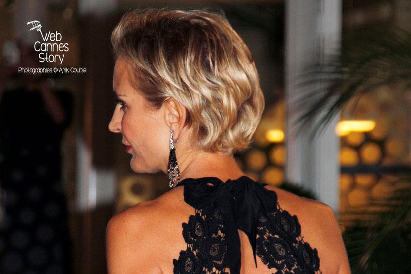 Melitta Toscan Du Plantier - Festival de Cannes 2013 - Photo © Anik COUBLE