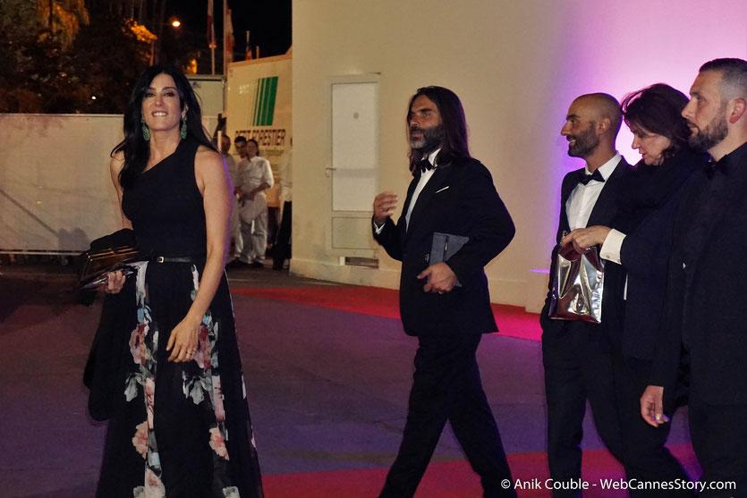 Nadine Labaki, réalisatrice libanaise - Prix du Jury pour Capharnaüm - Festival de Cannes 2018 - Photo © Anik Couble