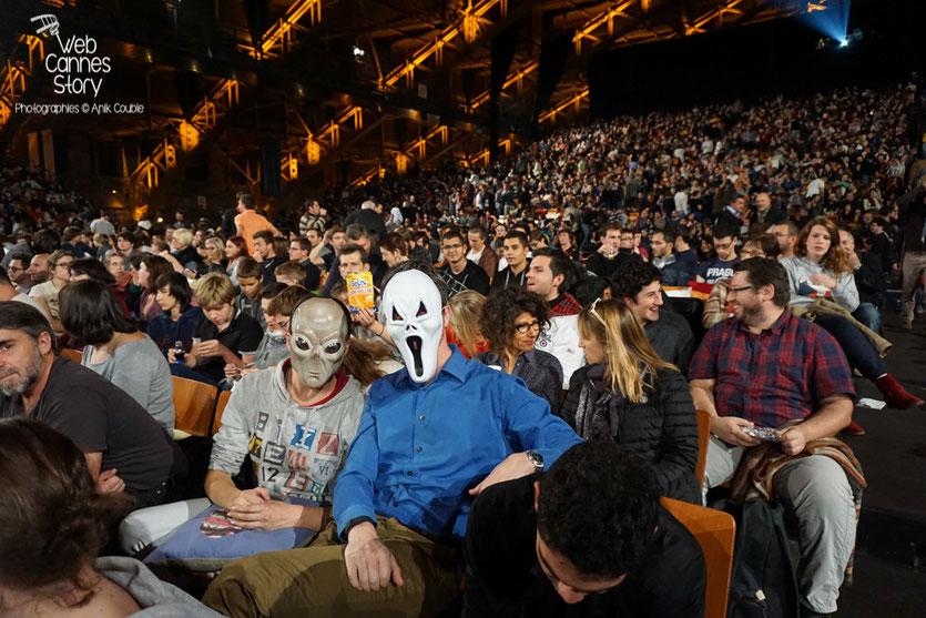 Nuit de la Peur -  Festival Lumière - Lyon - Octobre 2015 - Photo © Anik COUBLE